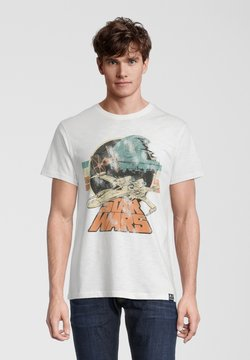 Re:Covered - STAR WARS EMPIRE  - T-Shirt print - weiß