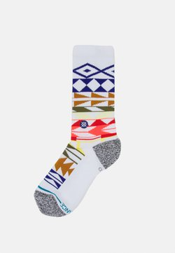Stance - WARRIOR  - Chaussettes - white/multi-coloured