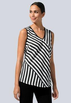 Alba Moda - Bluse - weiß,schwarz