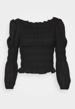 PIECES Tall - PCPATRICIA  - Bluse - black