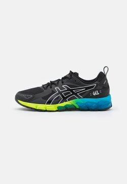 ASICS - GEL-QUANTUM 180 - Zapatillas de running neutras - black/aizuri blue