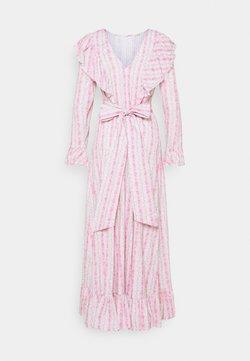 Cras - MORICRAS DRESS - Maxikleid - begonia pink