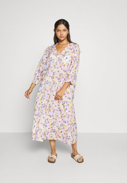 Becksöndergaard - FLOW POOL AMELY CAFTAN - Beach accessory - multi coloured