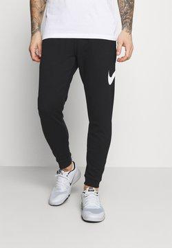 Nike Performance - TAPER - Jogginghose - black/white