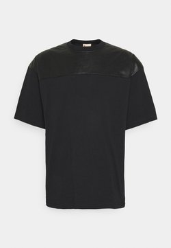 Champion Reverse Weave - CREWNECK  - T-shirt basic - black