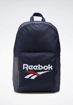 Reebok Classic - CLASSICS FOUNDATION BACKPACK - Reppu - blue