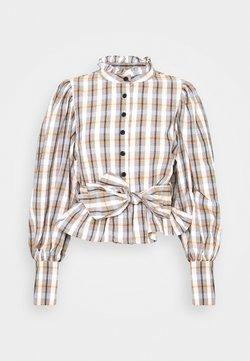Fashion Union Petite - CHELLO - Overhemdblouse - beige