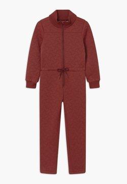 Wheat - THERMO DAGMAR - Snowsuit - burgundy