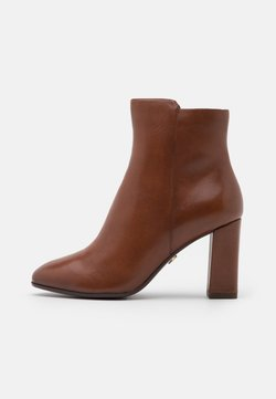 Tamaris Heart & Sole - BOOTS - High Heel Stiefelette - brandy