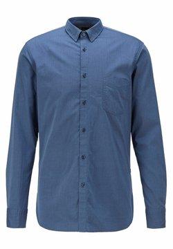 BOSS - MAGNETON - Hemd - blue