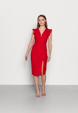 WAL G PETITE - Sukienka etui - red