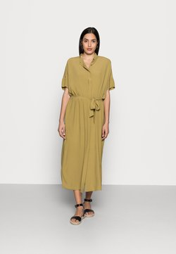 Esprit Collection - DRESS - Maxikleid - olive