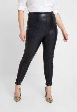 New Look Curves - Leggingsit - black
