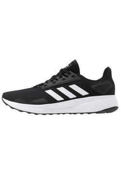 adidas Performance - DURAMO 9 - Chaussures de running neutres - core black/footwear white