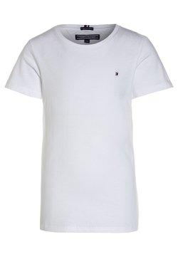 Tommy Hilfiger - GIRLS BASIC  - T-shirt basic - bright white