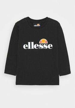 Ellesse - BENIN BABY UNISEX - Longsleeve - black