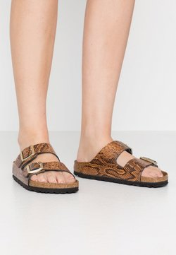 Birkenstock - ARIZONA - Slip-ins - brown