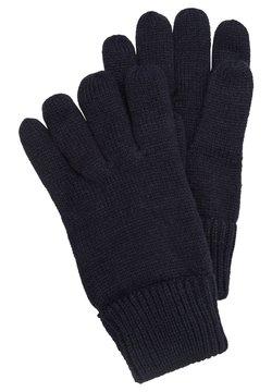 s.Oliver - Fingerhandschuh - dark blue