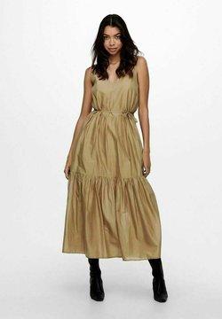 ONLY - ONLVIVI DRESS - Maxikleid - elmwood