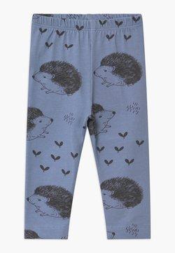Walkiddy - HAPPY HEDGEHOGS BABY UNISEX - Legging - blue