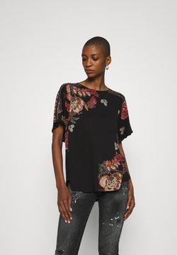 Desigual - GABI - T-Shirt print - black