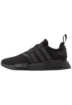 adidas Originals - NMD_R1 - Sneakersy niskie - core black/carbon