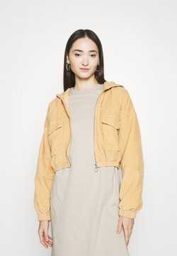 BDG Urban Outfitters - PATCH POCKET JACKET - Giubbotto Bomber - sand