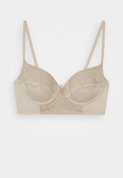 Nly by Nelly - PLAYFUL - Beugel BH - creme