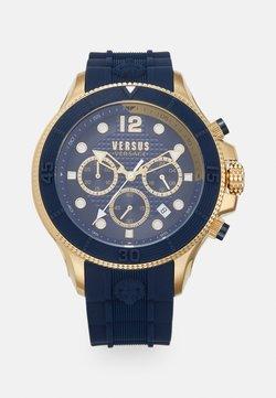 Versus Versace - VOLTA - Montre à aiguilles - blue/gold-coloured