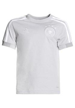 adidas Performance - DFB DEUTSCHLAND TEE - Nationalmannschaft - gretwo/mgsogr/white