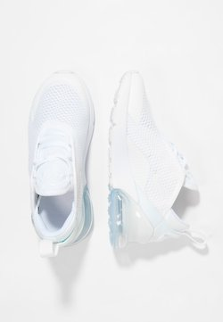 Nike Sportswear - AIR MAX 270 - Baskets basses - white/mtlc silver