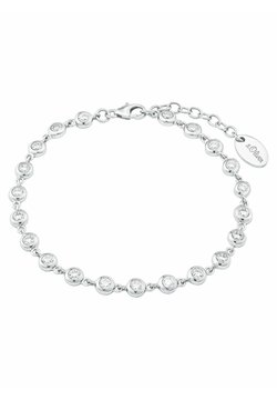 s.Oliver - MIT ZIRKONIA - Armband - silber