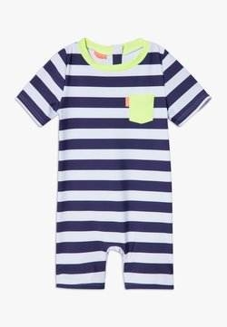 Sunuva - STRIPE SUNSUIT - Uimapuku - navy
