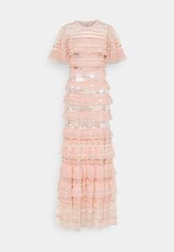 Needle & Thread - ARIANA SEQUIN GOWN - Occasion wear - seashell