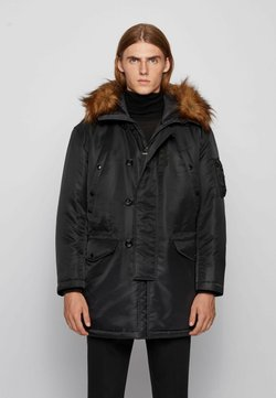 BOSS - CAMALIS - Wintermantel - black