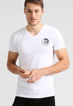 Diesel - UMTEE-MICHAEL - Unterhemd/-shirt - weiß