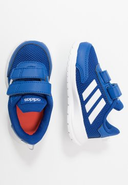 adidas Performance - TENSAUR RUN - Obuwie do biegania treningowe - royal blue/footwear white/bright cyan