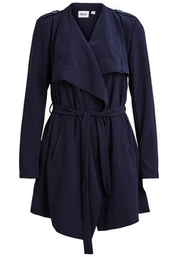 Object - OBJANNLEE JACKET  - Trench - Blau