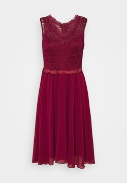 WAL G. - SKYLAR DRESS - Abito da sera - wine