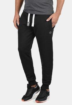 Solid - JOGGINGHOSE BENN PANT - Jogginghose - black