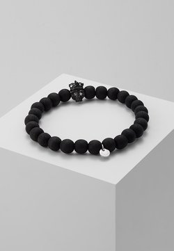 Tateossian - KING SKULL - Bracelet - black