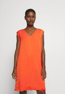 Esprit Collection - MIX - Freizeitkleid - red orange