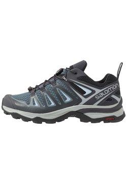 Salomon - X ULTRA 3  - Hikingschuh - stormy weather/ebony/cashmere blue