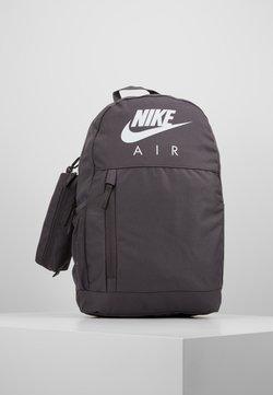 Nike Sportswear - NIKE ELEMENTAL - Ryggsäck - thunder grey/white