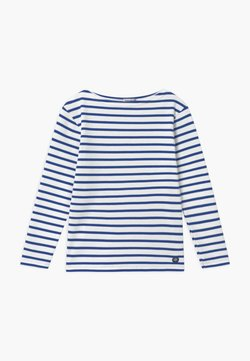 Armor lux - LOCTUDY MARINIÈRE - T-shirt à manches longues - royal blue/white