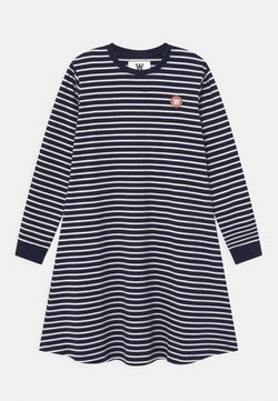 Wood Wood - AYA  - Jerseyjurk - navy/off-white