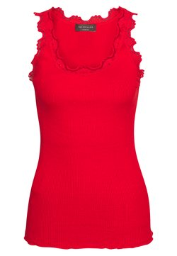 Rosemunde - REGULAR VINTAGE - Toppe - spicy red