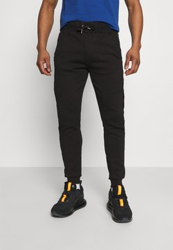 Glorious Gangsta - GALVEZ JOGGER - Jogginghose - black/gold