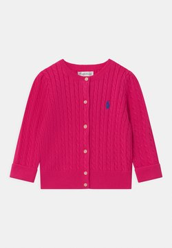 Polo Ralph Lauren - MINI CABLE - Vest - accent pink