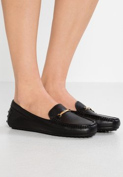 Lauren Ralph Lauren - BRIONY - Loafers - black
